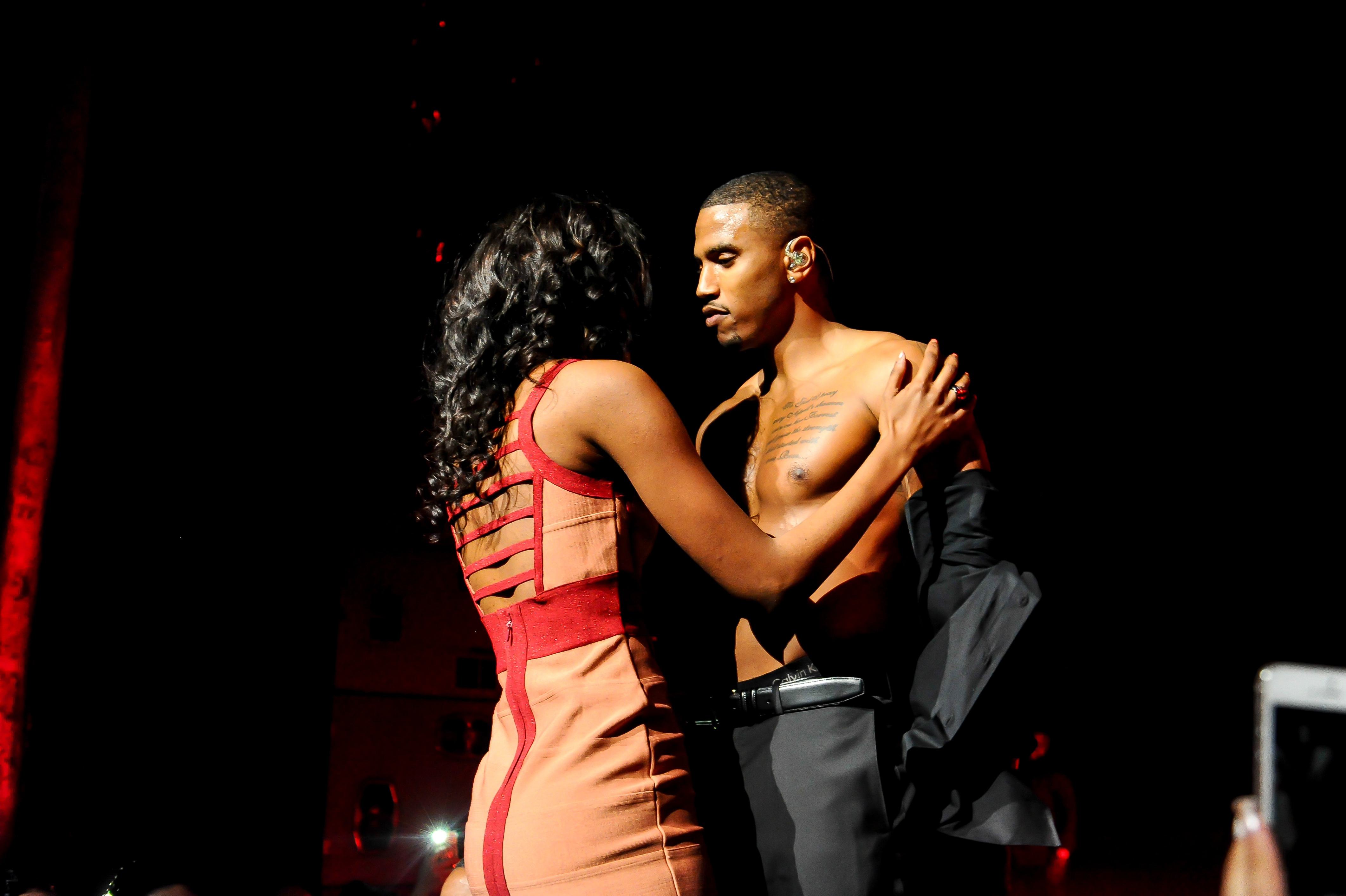 The Art Of Undressing Trey Songz Kesha Lambert Blog